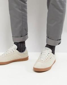 Белые кроссовки Etnies Scam - Белый