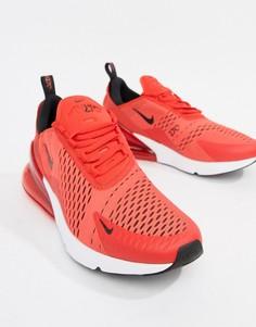 Красные кроссовки Nike Air Max 270 AH8050-601 - Красный