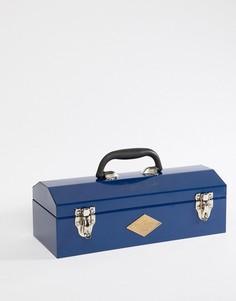 Темно-синий контейнер для инструментов Gentlemens Hardware - Мульти