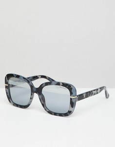 Большие солнцезащитные очки Black Phoenix - Серый