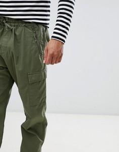 Зеленые джоггеры карго Carhartt WIP - Зеленый