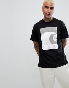 Черная футболка Carhartt WIP - Черный