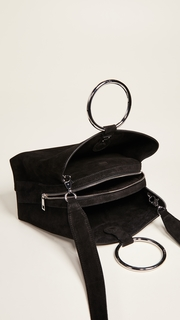 Salar Elle Ring Handle Tote Bag