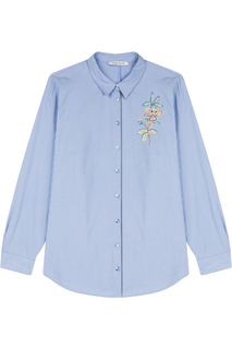 Рубашка с вышивкой Betty Barclay