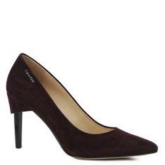 Туфли CALVIN KLEIN TWIGGY темно-бордовый