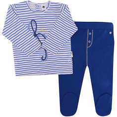 Комплект: футболка с длинным рукавом и ползунки Z Generation для мальчика