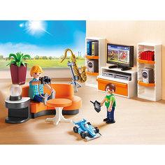 """Конструктор Playmobil """"Кукольный дом"""" Жилая комната"""