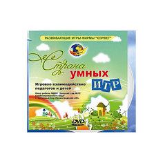 "DVD-диск ""Страна умных игр"" Корвет"