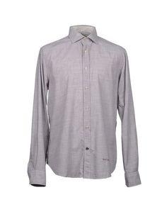 Рубашка с длинными рукавами Henry Cottons