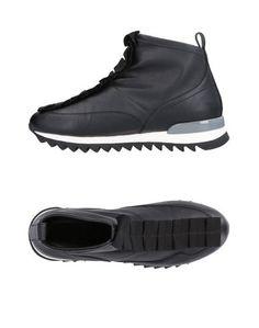 Высокие кеды и кроссовки MY Grey