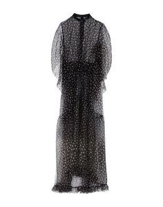 Длинное платье Petar Petrov