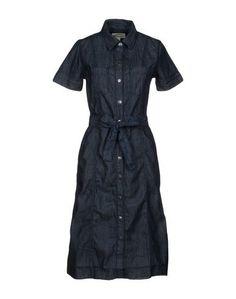 Платье до колена Current/Elliott