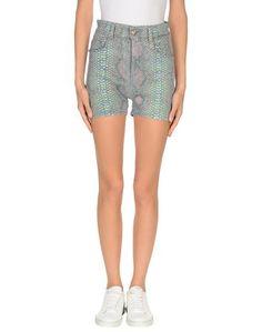 Джинсовые шорты Versace Jeans