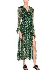 Длинное платье Anna Sui