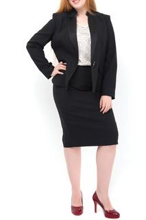 Костюм: пиджак, юбка Elena Miro