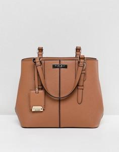 Миниатюрная сумка-тоут Carvela - Рыжий