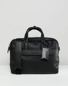 Сумка для ноутбука Calvin Klein - Черный