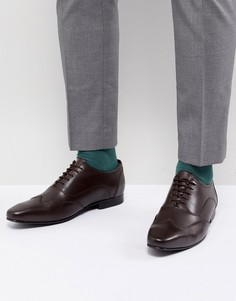 Туфли на шнуровке KG By Kurt Geiger Kaden - Коричневый