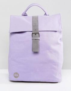 Сиреневый парусиновый рюкзак Mi-Pac - Фиолетовый