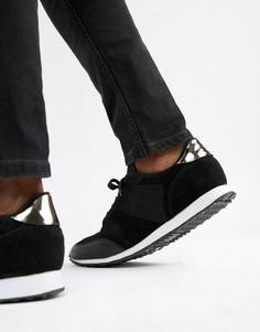 Черные кроссовки KG By Kurt Geiger - Черный