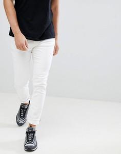 Белые джинсы скинни Blend Cirrus - Белый