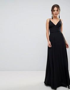 Платье макси New Look - Черный
