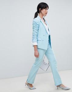 Широкие брюки Unique 21 tailored - Синий Unique21