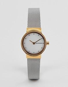Часы Skagen SKW2666 Freja - Серебряный
