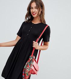 Свободное платье New Look Maternity Nursing - Черный