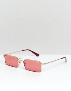 Солнцезащитные очки Vogue x Gigi - Розовый