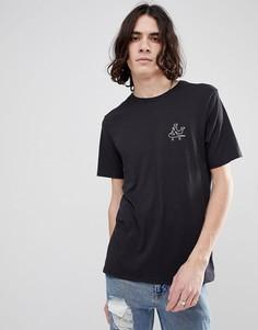 Черная футболка с логотипом Nike SB 892827-010 - Черный