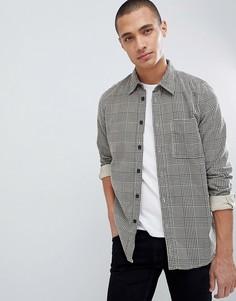 Рубашка в клетку Nudie Jeans Co - Серый