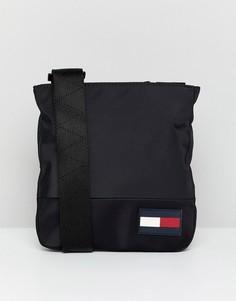 Черная сумка для полетов Tommy Hilfiger Escape - Черный