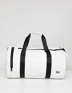 Белая сумка Fred Perry - Белый