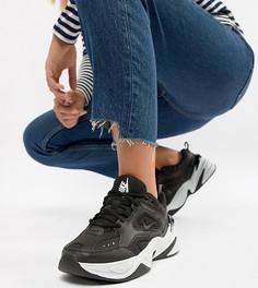 Nike Black And White M2K Tekno Trainers - Черный