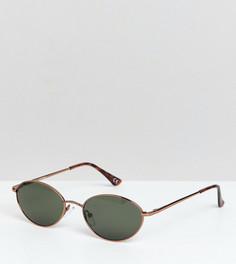 Солнцезащитные очки ASOS DESIGN - Золотой