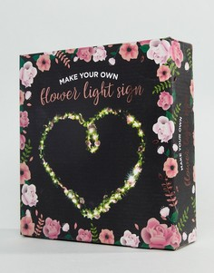 Светильник с цветочной отделкой Fizz MYO - Мульти