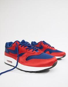 Красные кроссовки Nike Air Max 1 SE AO1021-600 - Красный