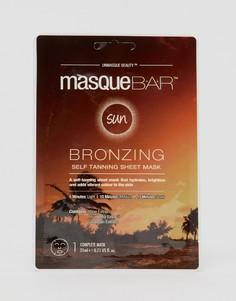 Маска-салфетка с эффектом автозагара MasqueBAR - Бесцветный