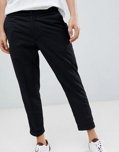 Черные джоггеры Pull&Bear Tailored - Черный Pull&Bear