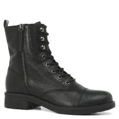 Ботинки GEOX D5451A черный