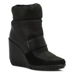 Ботинки CALVIN KLEIN BERTA черный