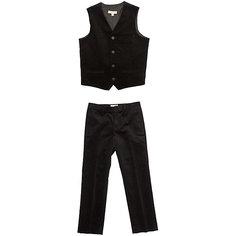 Комплект для мальчика: жилет и брюки PlayToday