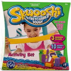 Игровой набор для лепки и аксессуары Skwooshi