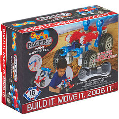 "Конструктор ZOOB ""Racer-Z"" Mini 4-Wheeler, 12 деталей"