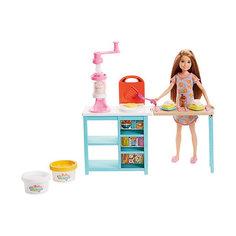 Игровой набор с куклой Barbie Завтрак со Стейси Mattel