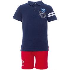 Комплект :футболка поло,шорты Original Marines для мальчика
