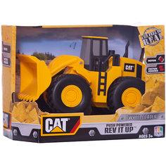 """Машина CAT """"Строительная техника: Трактор"""" Toystate"""