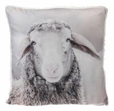 Подушка декоративная (45х45 см) Sheep 320629 ОГОГО Обстановочка