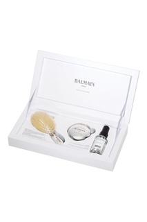 Набор мини-щетка Silver Spa • Ограниченный выпуск • Balmain Paris Hair Couture